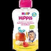 Bild: HiPP Hippis Apfel-Banane-Himbeere mit Vollkorn