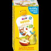 Bild: HiPP Hippis Apfel-Birne-Banane