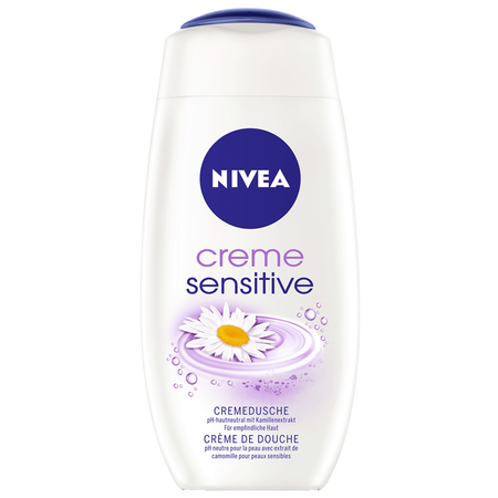 NIVEA creme sensitive Cremedusche