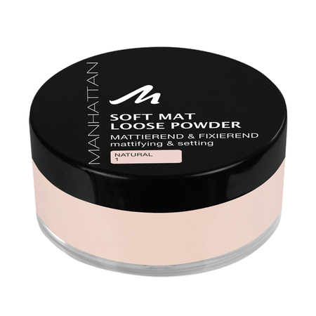 MANHATTAN Soft Mat Loose Powder
