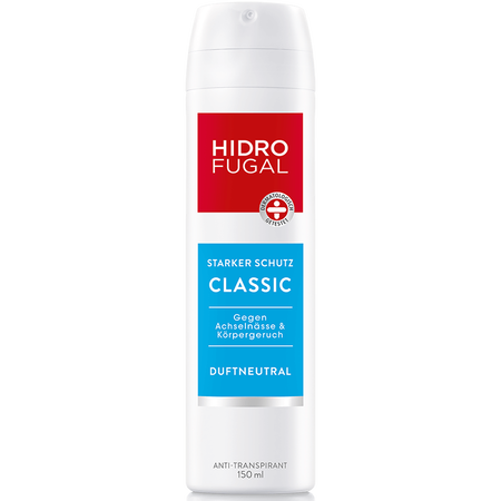 Hidrofugal Classic Deo Spray