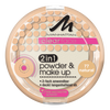 Bild: MANHATTAN Clearface 2in1 Powder & Make Up natural