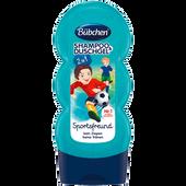 Bild: Bübchen Shampoo und Duschgel Sportsfreund