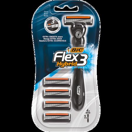 BIC Flex 3 Hybrid Rasierer
