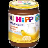 Bild: HiPP Grießbrei Banane