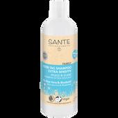 Bild: SANTE Jeden Tag Shampoo Bio-Aloe Vera & Bisabolol extra sensitiv