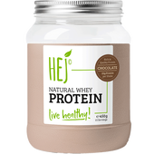 Bild: HEJ Natural Whey Protein Chocolate