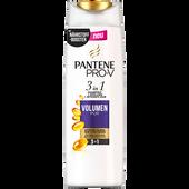 Bild: PANTENE PRO-V 3 in 1 Volumen Pur Shampoo + Spülung + Intensiv-Kur