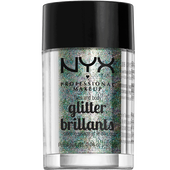 Bild: NYX Professional Make-up Face & Body Glitter Brillants crystal