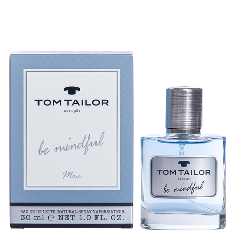 Tom Tailor Be Mindful Man Eau de Toilette (EdT)