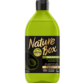 Bild: Nature Box Shampoo Avocado-Öl