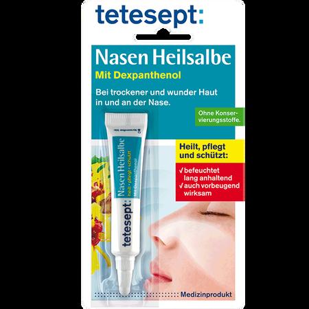 tetesept: Nasen Heilsalbe