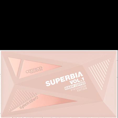 Catrice Superbia Vol.1 Warm Chopper Eyeshadow Edition