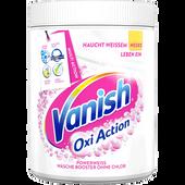 Bild: Vanish OxiAction Fleckenentferner Pulver Powerweiss