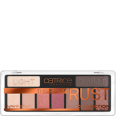 Bild: Catrice The Spicy Rust Collection Eyeshadow Palette