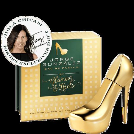 Jorge González Glamour & Heels Edicion Oro Eau de Parfum (EdP)