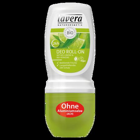 lavera Deo Roll-on Bio-Eisenkraut & Bio-Limone