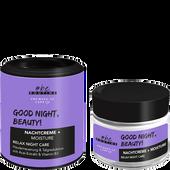 Bild: b.e. ROUTINE Good Night, Beauty! Nachtcreme + Moisture