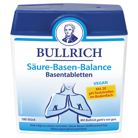 Bullrich Basentabletten