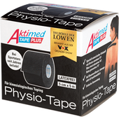 Bild: Aktimed Tape Plus Physio-Tape schwarz