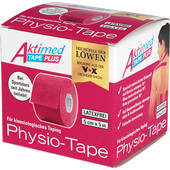 Bild: Aktimed Tape Plus Physio-Tape pink