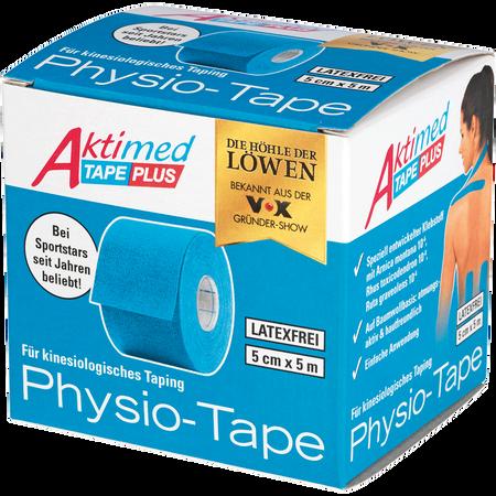 Aktimed Tape Plus Physio-Tape blau