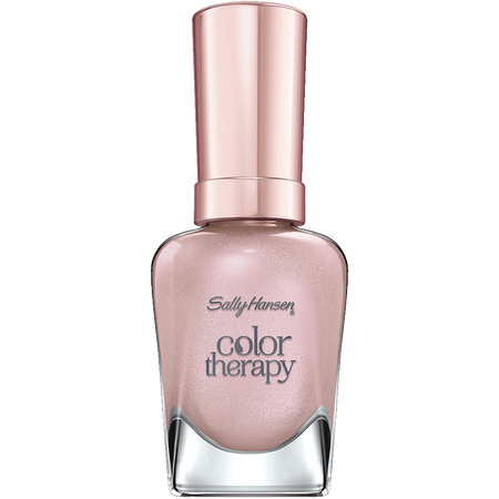 Bild: Sally Hansen Nagellack Color Therapy Rose Diamond Sally Hansen Nagellack Color Therapy