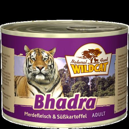 Wildcat Bhadra Pferdefleisch/Süßkartoffel