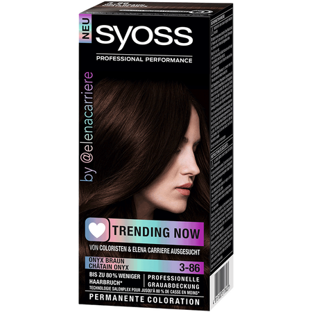 syoss PROFESSIONAL Color Trending Now