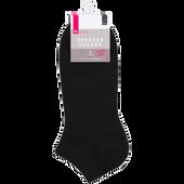 Bild: BI STYLED Sneaker Socken Baumwolle schwarz