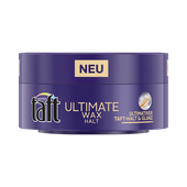 Bild: Schwarzkopf 3 WETTER taft Ultimate Wax