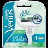 Bild: Gillette Venus Extra Smooth sensitive Rasierklingen