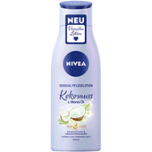 Bild: NIVEA Sensual Pflegelotion Kokosnuss & Monoi Öl