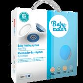 Bild: Babynator Kleinkinder-Ess-System blau