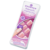 Bild: essence French Manicure click & go Nails
