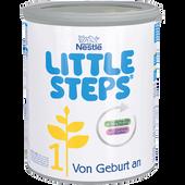 Bild: Nestlé Little Steps Anfangsmilch 1