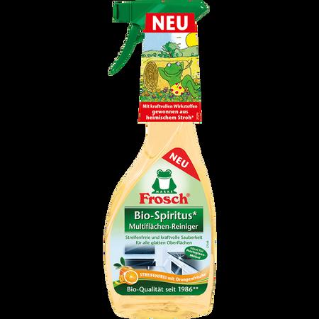 Frosch Bio-Spiritus Multiflächen-Reiniger