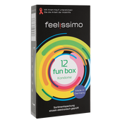 Bild: feelissimo Fun Box Kondome