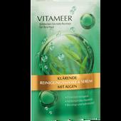 Bild: VITAMEER Klärende Reinigungsmaske & Serum mit Algen