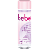 Bild: bebe Young Care Augen Make-up Entferner & Wimpernpflege