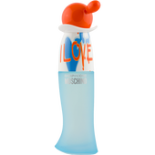 Bild: Moschino I Love Love Eau de Toilette (EdT) 30ml