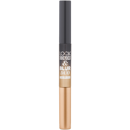LOOK BY BIPA Color & Blur Duo Shadow Pen