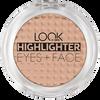 Bild: LOOK BY BIPA Highlighter Eyes + Face sky walker