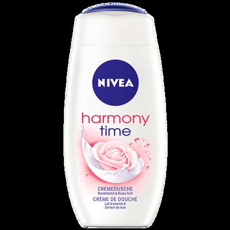NIVEA harmony time Cremedusche