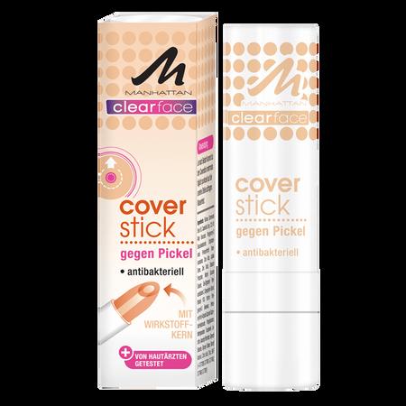 MANHATTAN Clearface Coverstick