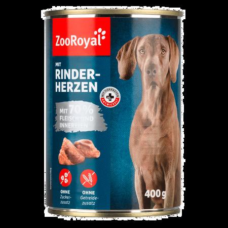 ZooRoyal Rinderherzen