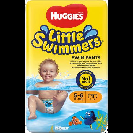 HUGGIES Little Swimmers Schwimmwindeln Gr. 5-6