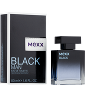 Bild: Mexx Black Man Eau de Toilette (EdT) 50ml
