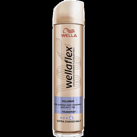 WELLA wellaflex Volumen Haarspray extra starker Halt