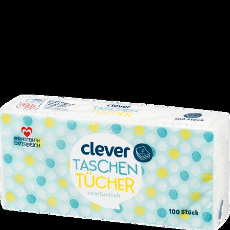 clever Taschentücher